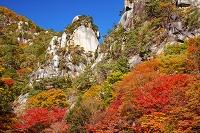 山梨県 紅葉と昇仙峡