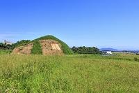 福岡県 新原・奴山古墳群