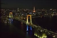 東京都 レインボーブリッジ 夜景