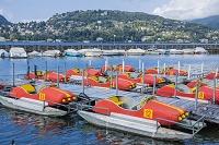 イタリア コモ湖