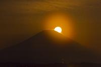 神奈川県 沈むパール富士