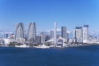東京都 晴海方面を望む