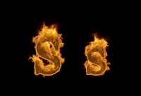 炎のアルファベットS