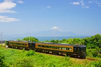 雲仙普賢岳とA列車で行こう