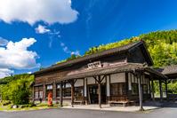 鹿児島県 大隅横川駅の駅舎