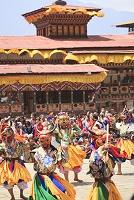 ブータン パロ・ツェチュ祭