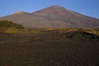 静岡県 富士山御殿場口登山道
