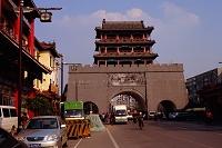 中国・瀋陽 旧奉天城・東門