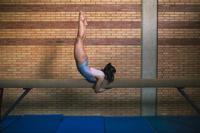 体操競技 平均台