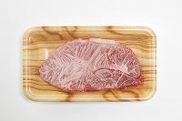 飛騨牛のステーキ肉