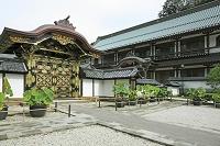 神奈川県 建長寺の唐門