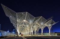 ポルトガル リスボン オリエンテ駅