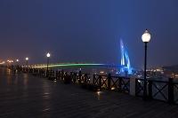 台湾 淡水 漁人埠頭