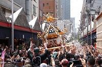 佃祭り 宮神輿渡御