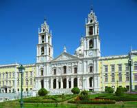 ポルトガル マフラ修道院