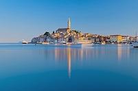 クロアチア イストリア半島 ロヴィニ