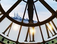 フランス パリ オルセー美術館 パリ 時計