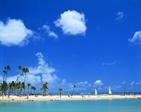 ハワイ ワイキキ・ビーチ
