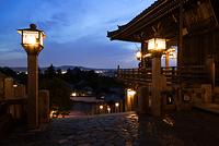 奈良市 東大寺二月堂より大仏殿