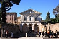 イタリア ローマ アッピア旧街道