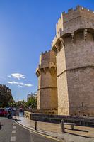 スペイン バレンシア セラーノスの塔