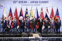 ASEAN首脳会議・関連会合 シンガポールで開催