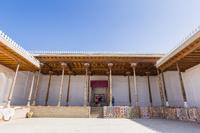 ウズベキスタン ブハラ アルク城