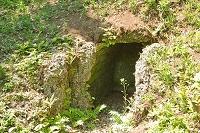みそ岩屋古墳 石室入り口