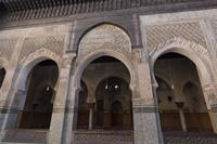ブーイナニア神学校 フェズ モロッコ