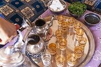 モロッコ ミントティーを作る
