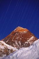 ネパール エベレスト山