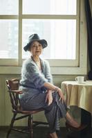 シニアの日本人女性