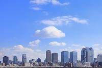 大阪府 梅田方面の高層ビル群