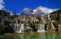 中国 玉龍雪山
