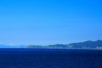 敦賀~苫小牧間のフェリーからの眺め
