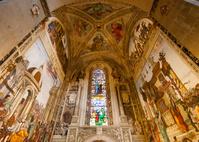 イタリア フィレンツェ サンタ・マリア・ノヴェッラ教会
