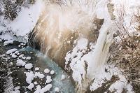 北海道 白髭の滝