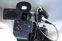 ビデオカメラ撮影