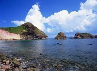 東京都 小笠原諸島 母島・小富士と鰹鳥島