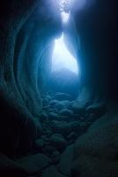 静岡県 黄金崎 海中洞窟