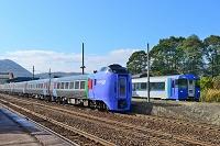 北海道 大沼駅
