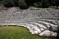 アルバニア ブトリント 古代都市遺跡 アスクレピオスの聖域 ...