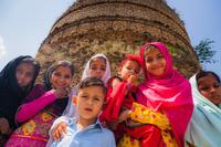 パキスタン スワート地区 子供たち