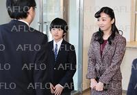 悠仁さまと佳子さま、少年の主張大会に出席