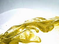 油が流れるイメージ