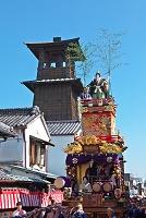 埼玉県 川越祭り