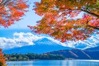 富士山 河口湖 山梨県 富士河口湖町