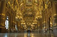 フランス パリ オペラ座 大休憩室