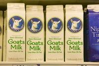 ヤギのミルク