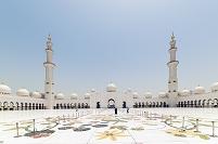 ドバイ アブダビ シェイク・ザーイド・モスク